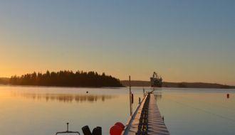 Pikkalan tehtaamme toimittaa suurjännitekaapeleita Saarenmaalle