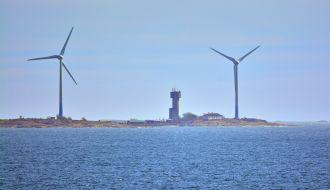 Merellisen Långnabban tuulipuisto luottaa Pikkalan kaapeleihin