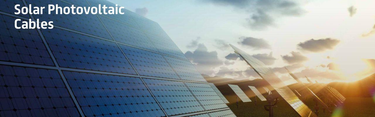 Kattava kaapelivalikoima aurinkosähköjärjestelmien toteutukseen