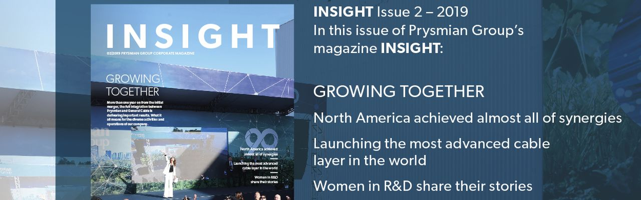 Insight tarjoaa näkymän kansainväliseen toimintaamme