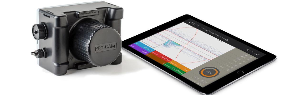 Pry-Cam omatoimiseen ja automaattiseen PD-mittaukseen