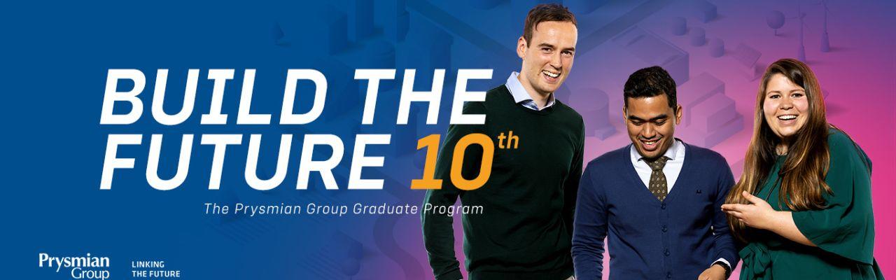 Etsimme lahjakkaita nuoria kansainväliseen Build the Future -rekrytointiohjelmaamme