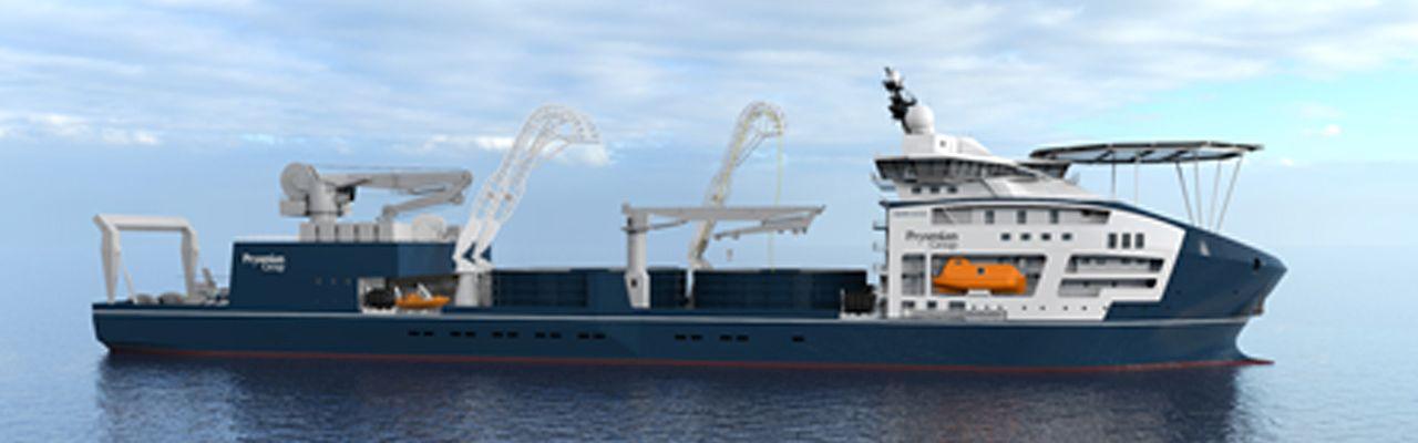 Prysmian Group investoi uuteen kaapelilaivaan