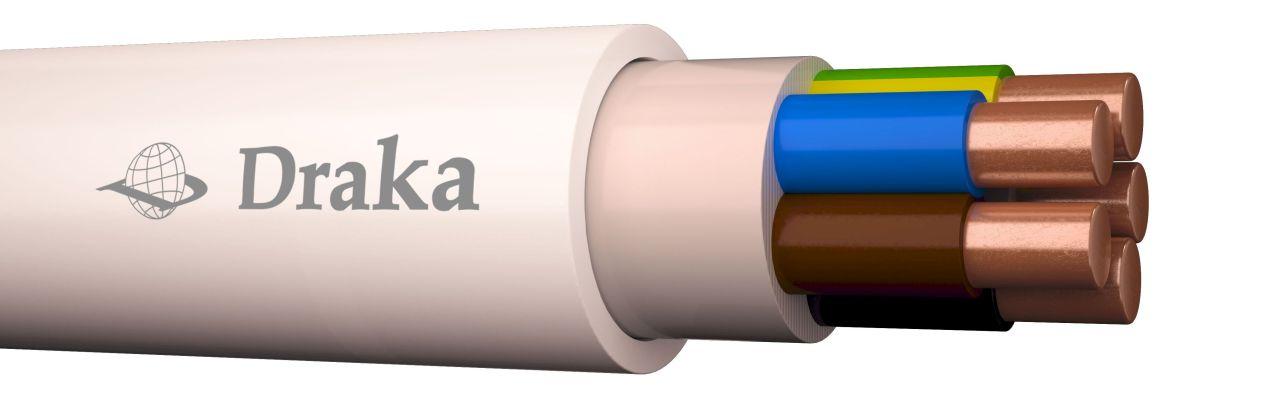 XMJ-HF – Dca-luokan halogeeniton asennuskaapeli