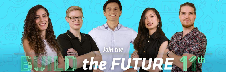 Kansainvälinen Build the Future -rekrytointiohjelma nuorille käynnistyy jälleen!
